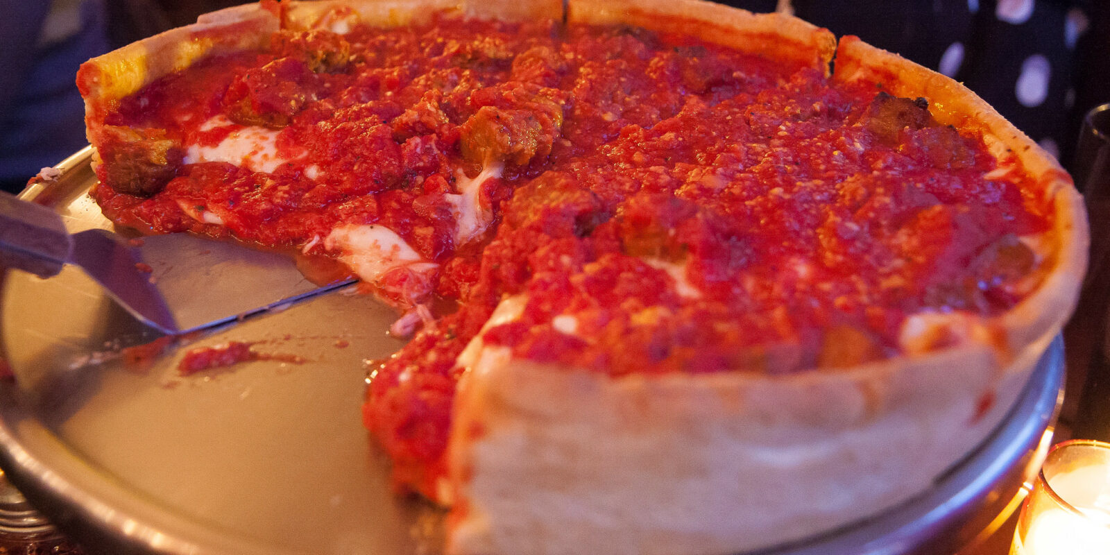 Best Deep Dish Pizza in Chicago